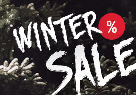 Our special winter sale offers!